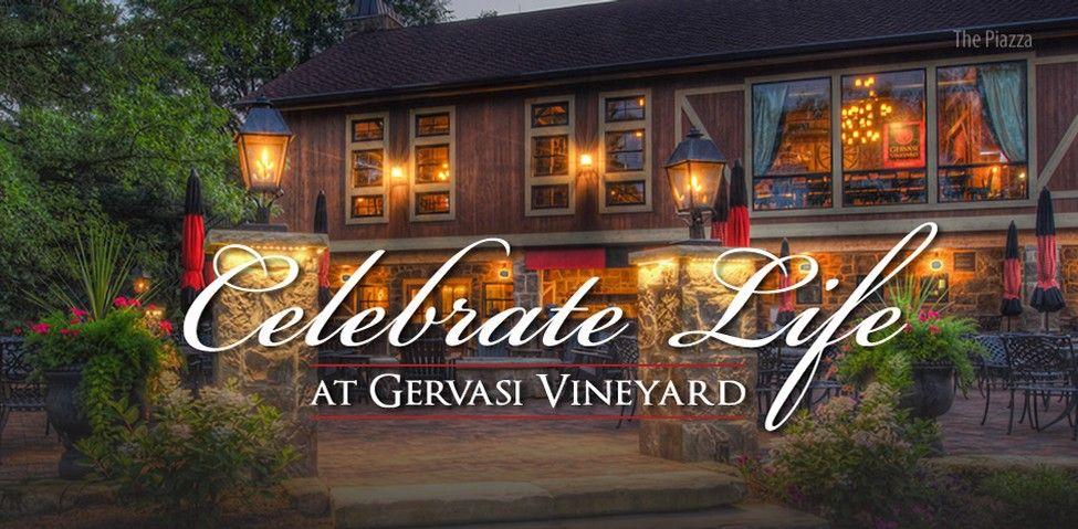 Ohio Winery and Italian Restaurant Gervasi Vineyard