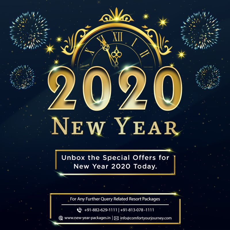 Be Ready To Blast This New Year Party 2020 With Your Favorite People In Beautiful Location Near Delhi Li New Year Packages New Year Celebration New Years Party