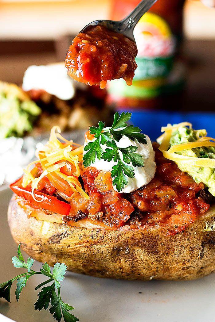 12 Ridiculously Tasty Ways To Stuff A Potato