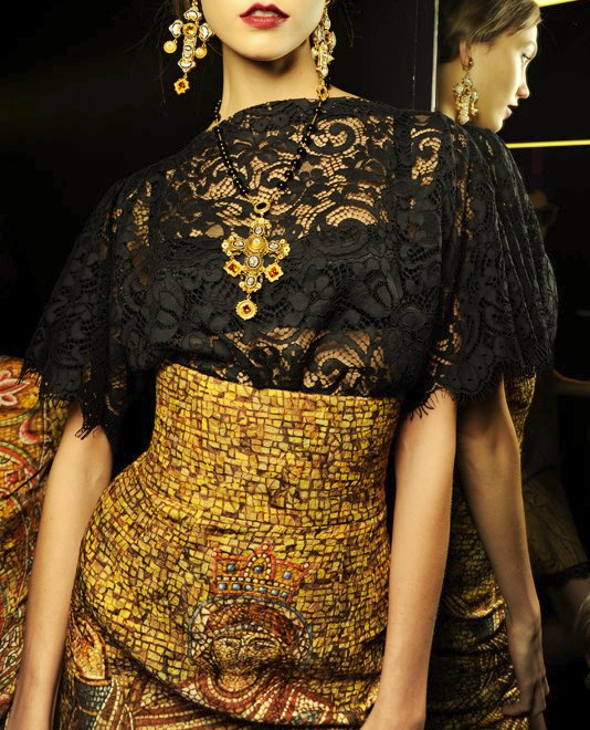 Dolce & Gabbana FW 2013/14