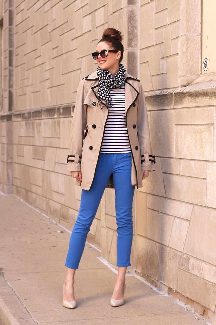 What I Wore: Blue Jeans | Style Inspiration | Blue Jeans ...