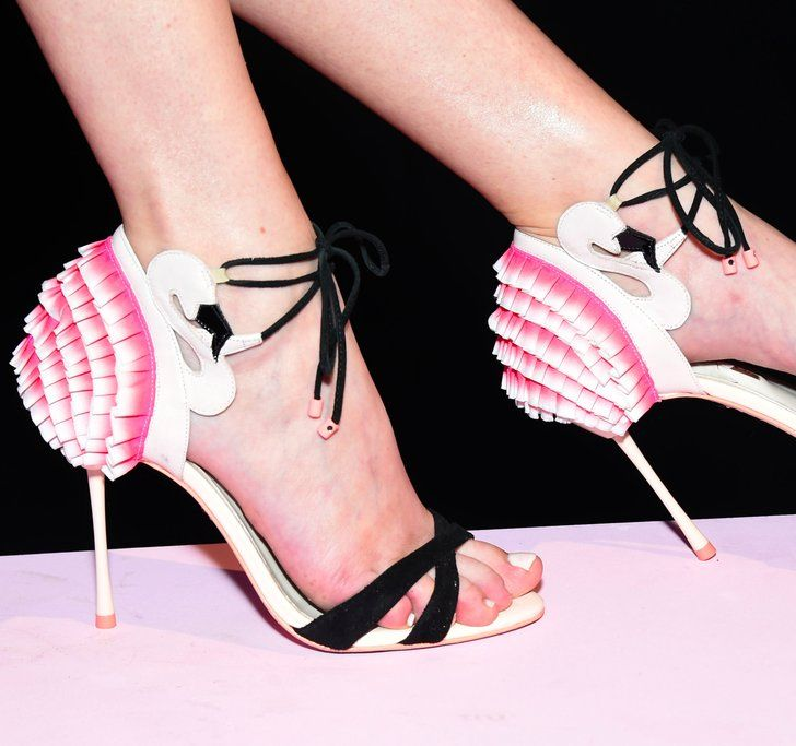 10 Pairs of Flamingo Shoes That'll Definitely Ruffle Some Feathers