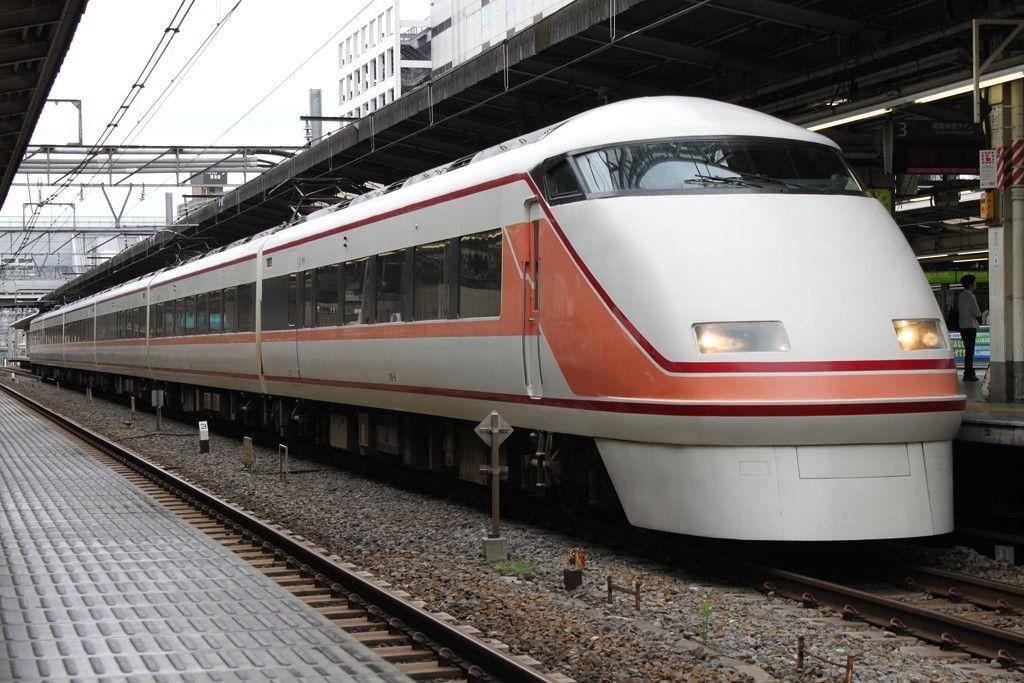 東武本線100系 106F スペーシア - 写真共有サイト「フォト蔵」
