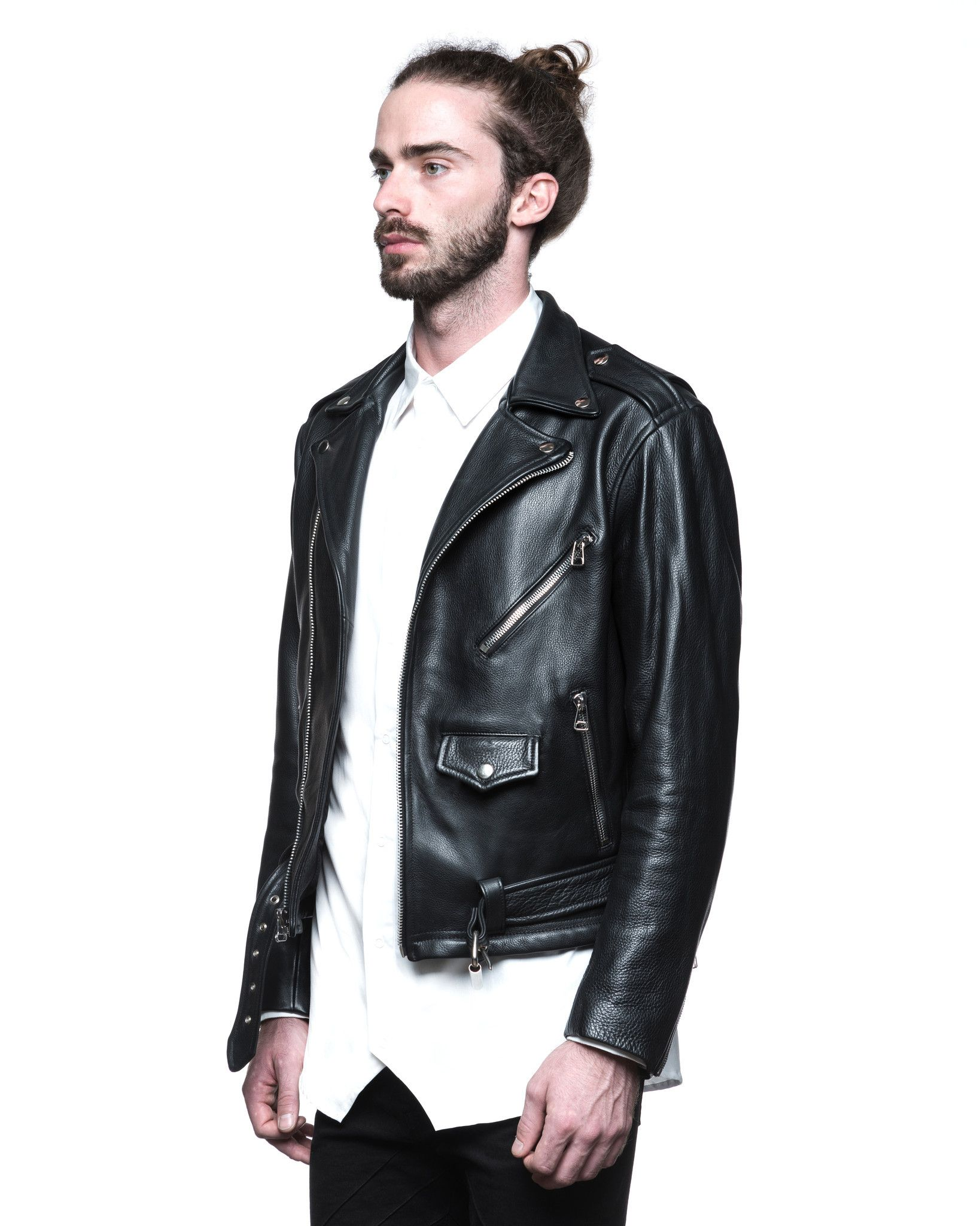 Laer Classic Moto Jacket Jackets Best Mens Leather Jackets Leather Jacket