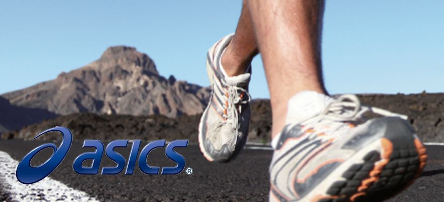 ASICS and Trail Running