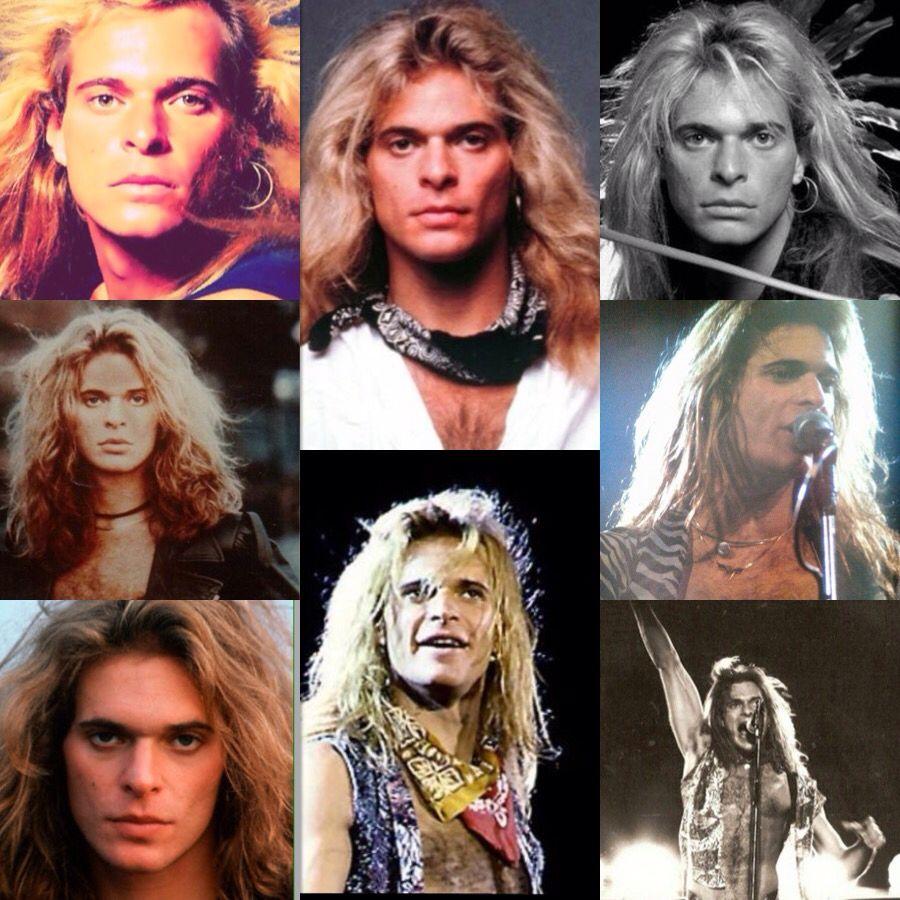 Many Faces Of David Lee Roth David Lee Roth David Lee Van Halen