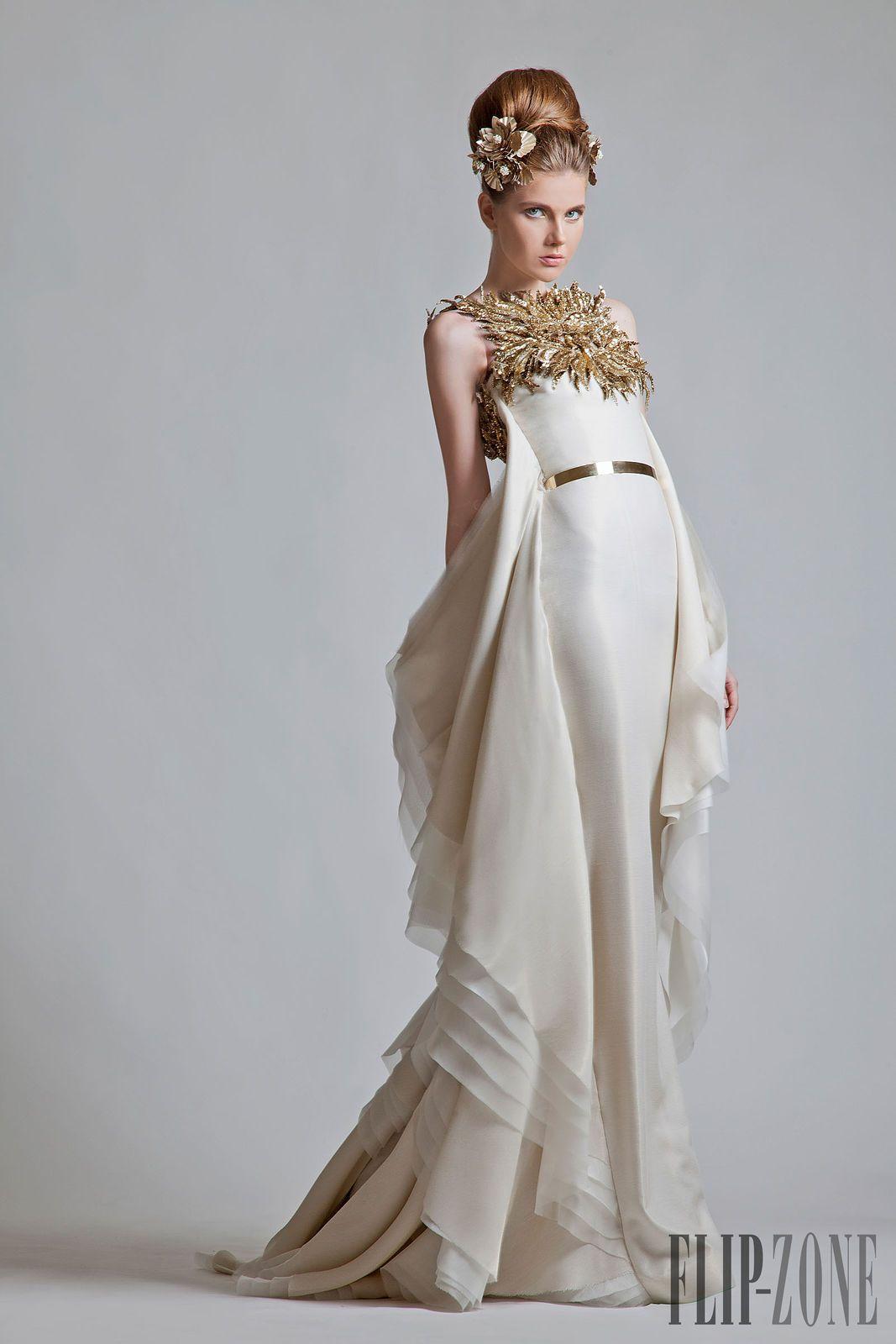 Krikor Jabotian Fall 2013 Couture