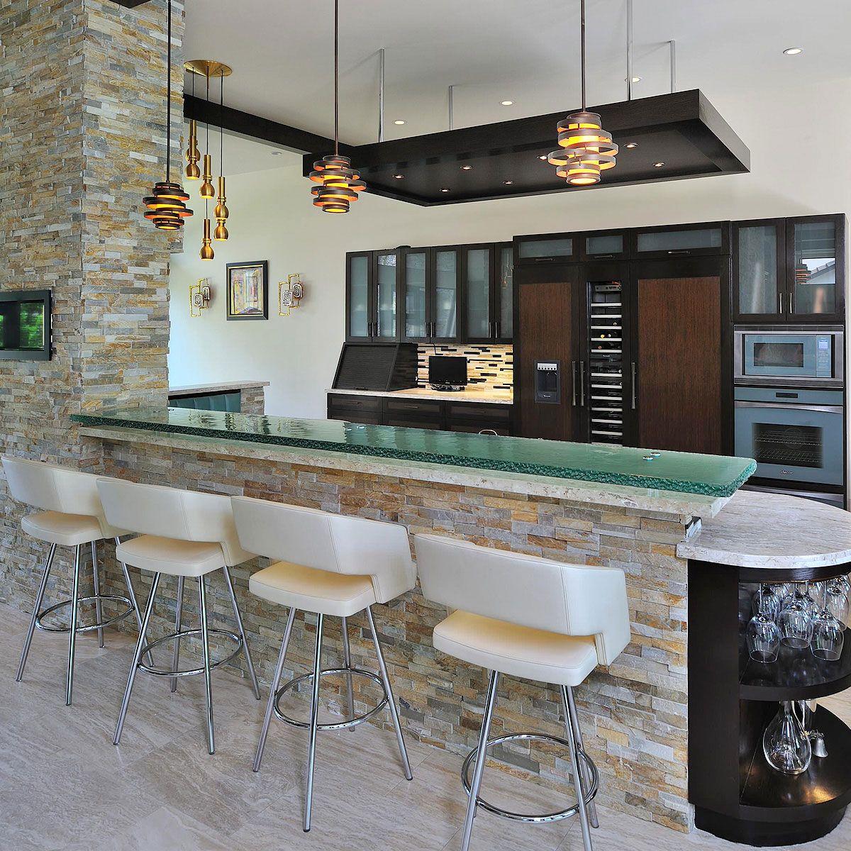 37 Glass Countertop Ideas Glass Top Designs Tips Advice