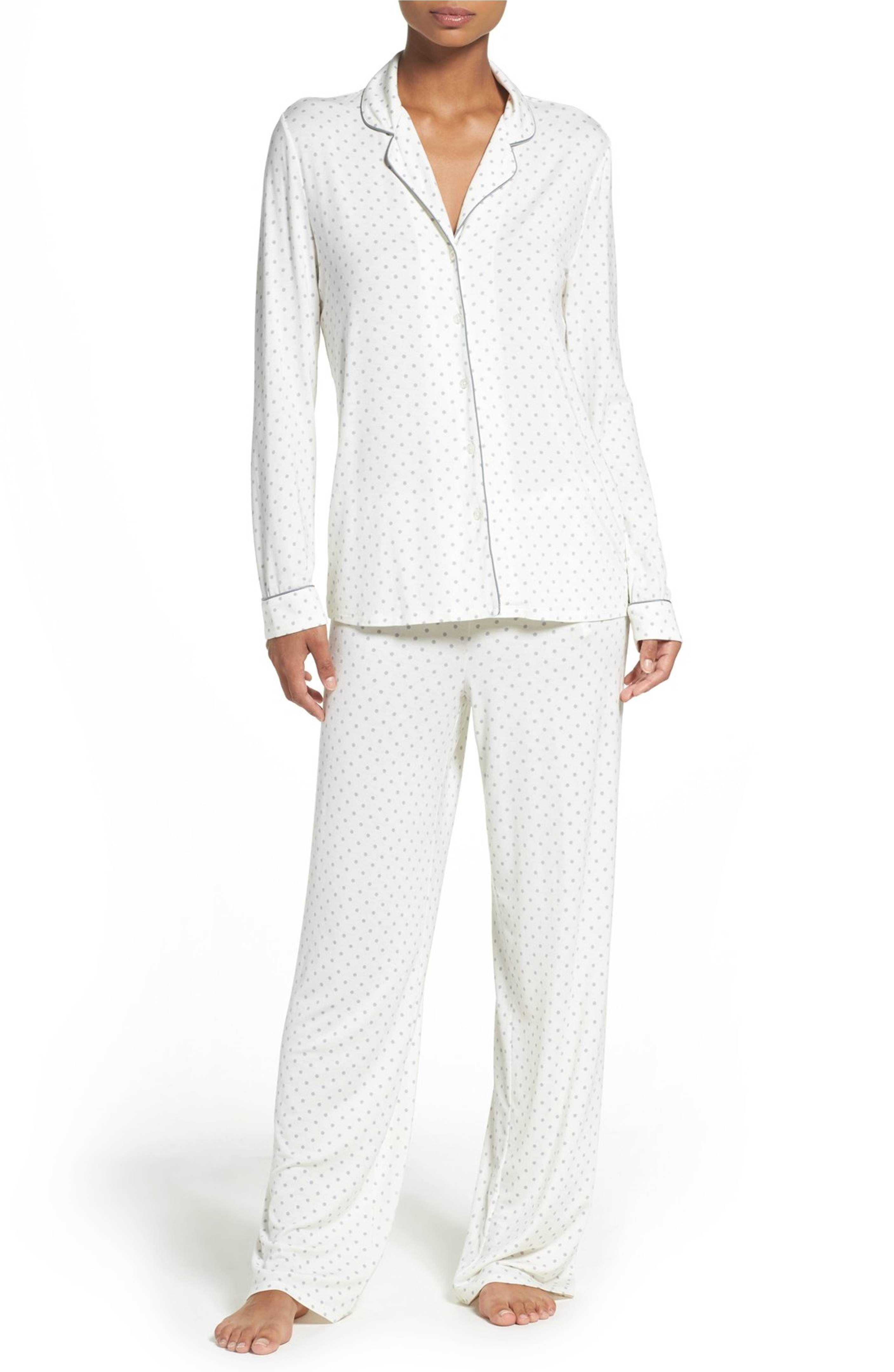 986f556608c Main Image - Nordstrom Lingerie Moonlight Pajamas