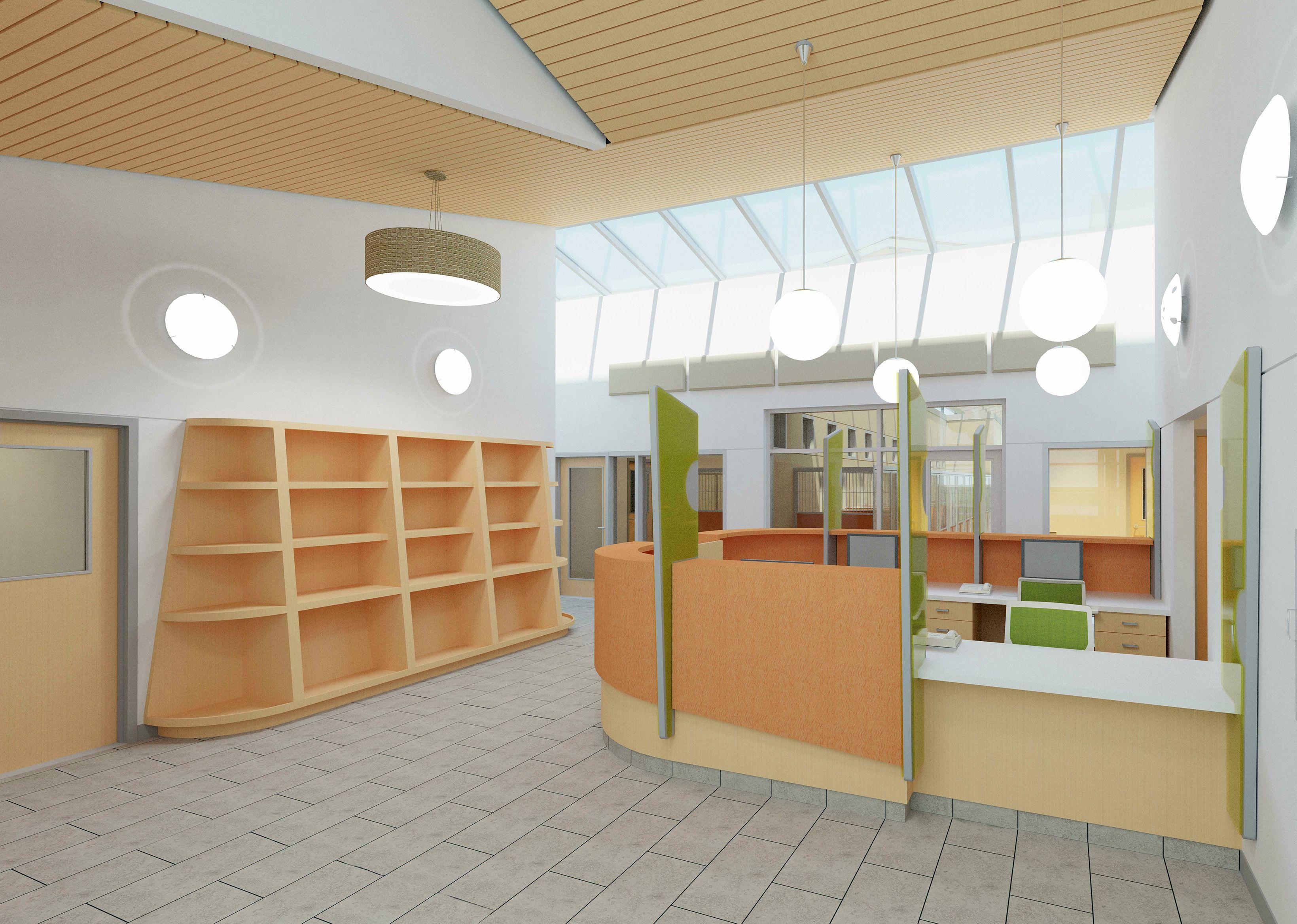 Greenwood Animal Shelter, Greenwood, SC Shelter design