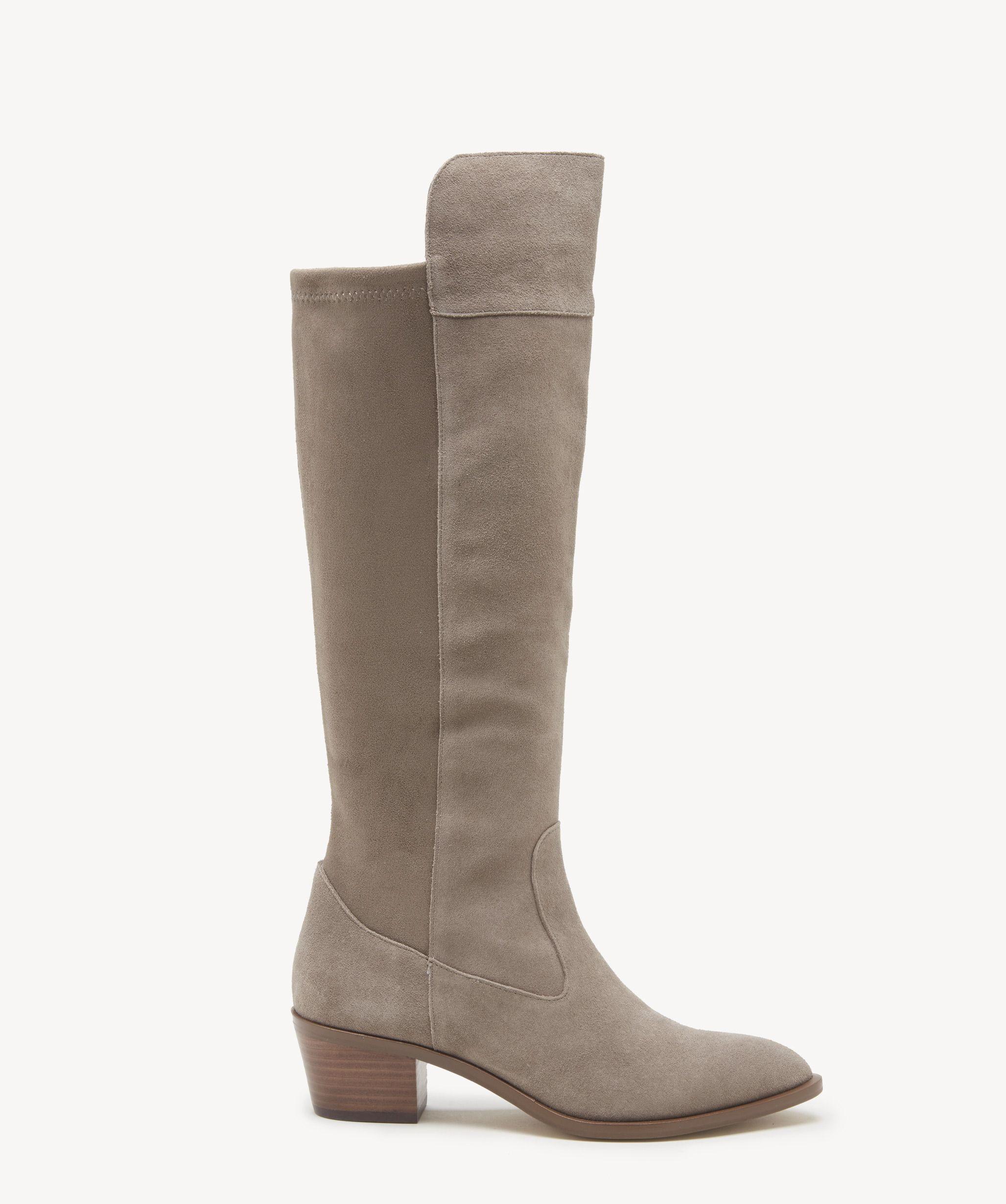 b5b84d0ab6b Women s Noamie Tall Heeled Boots Fall Taupe