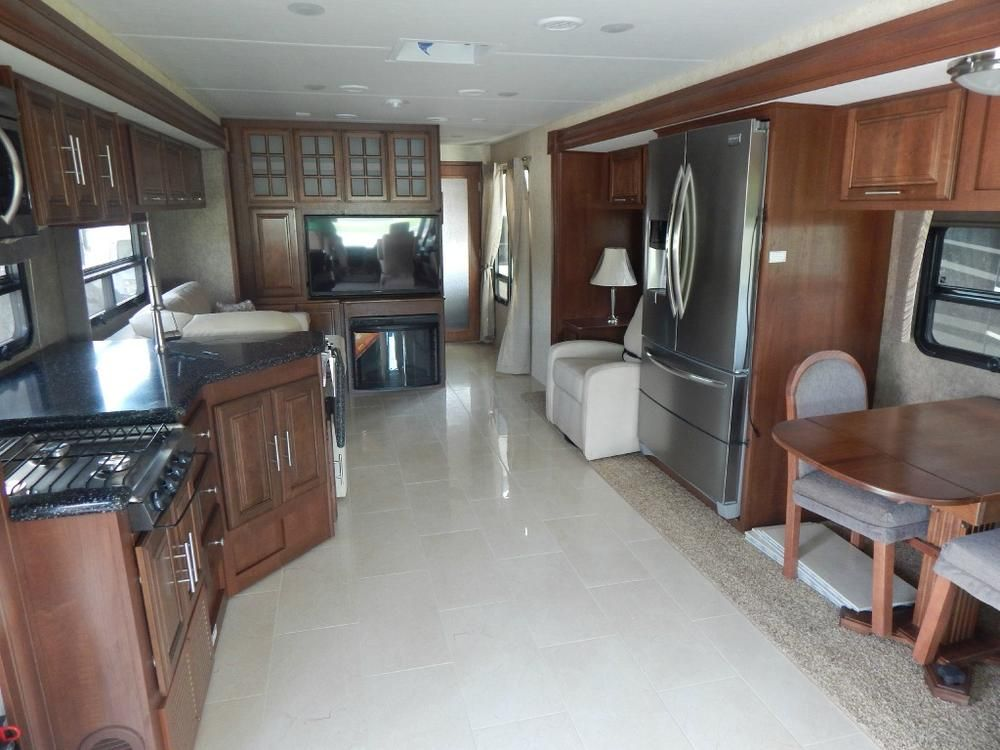New 2016 Forest River Georgetown Xl 377ts Class A For Sale 1279472
