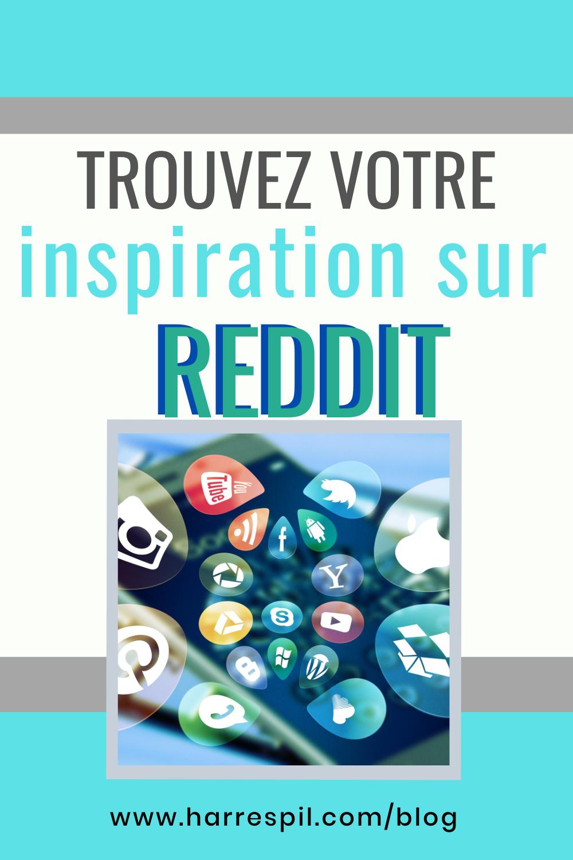 Certains groupes sur Reddit sont des incubateurs à idées qui vous fourniront l'inspiration pour développer votre contenu  #blog #inspo #ecriture #redaction #creationdecontenu