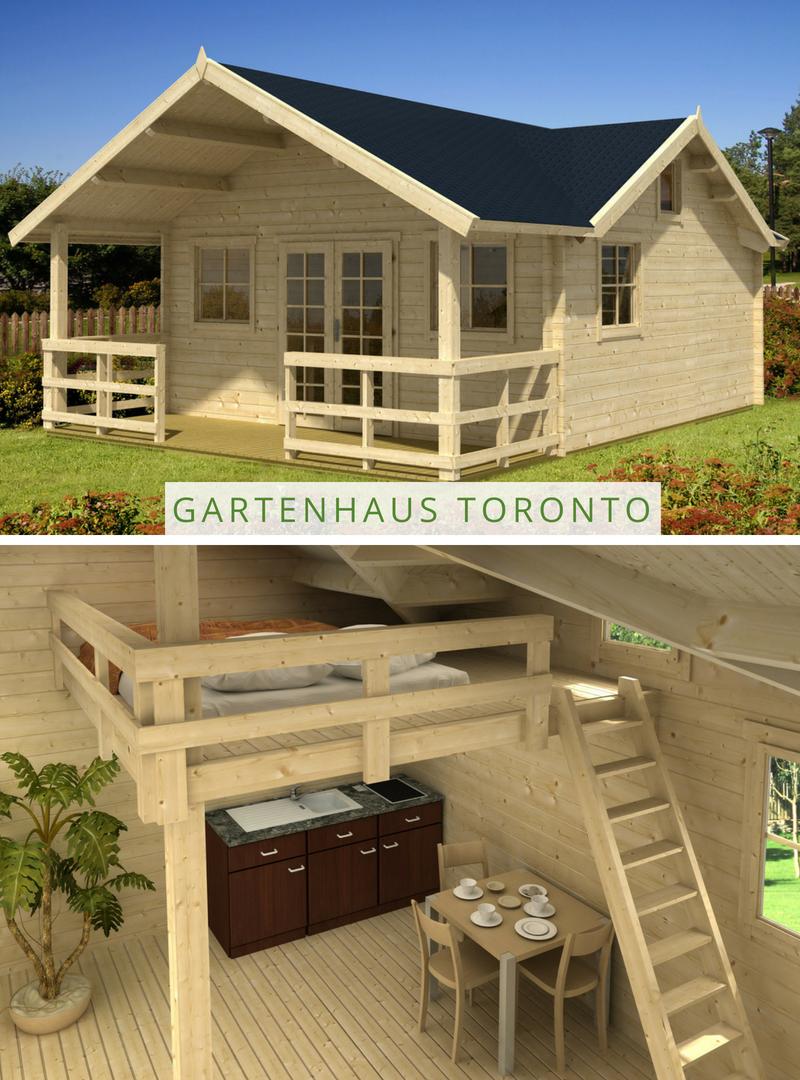Garten Und Freizeithaus Toronto 44 Iso In 2018 Tiny House