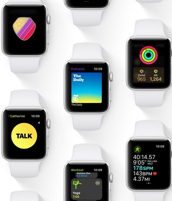 WatchOS 5 Drops Support for Original Apple Watch Apple