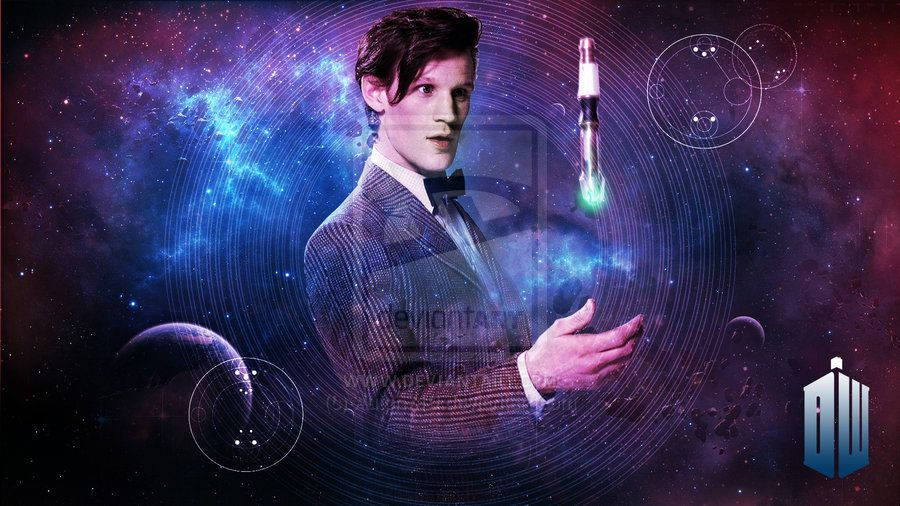 I Have His Sonic Screwdriver Doctor Who Wallpaper Doctor Who Matt Smith
