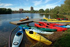 rent a paddleboard canoe or paddleboard in boston if u cant find rh pinterest com