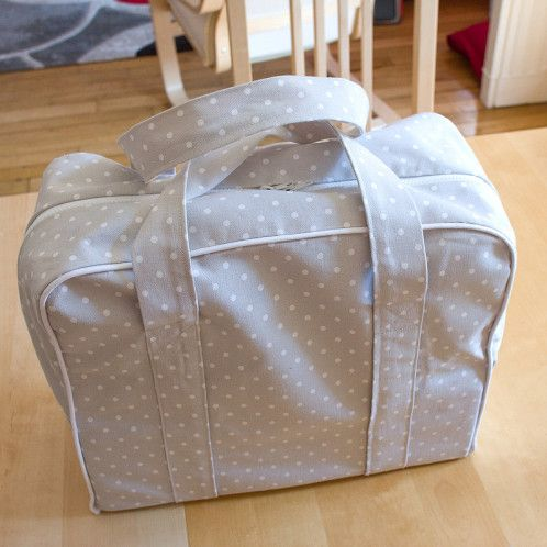 Sac pour machine coudre couture en tuto pinterest for Sac rangement couture