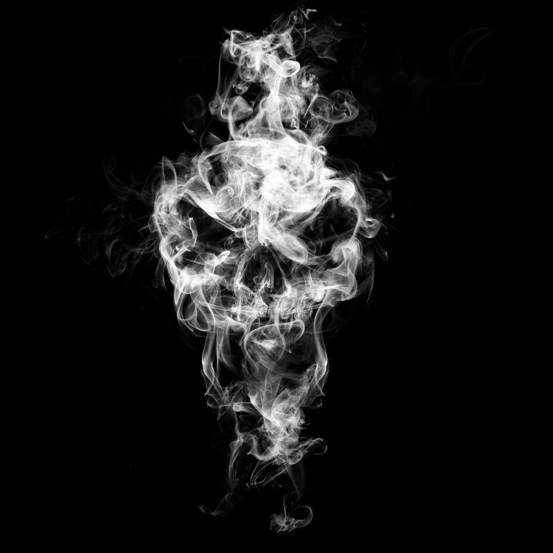 smoke skull by devC.deviantart.com on @DeviantArt | new ...