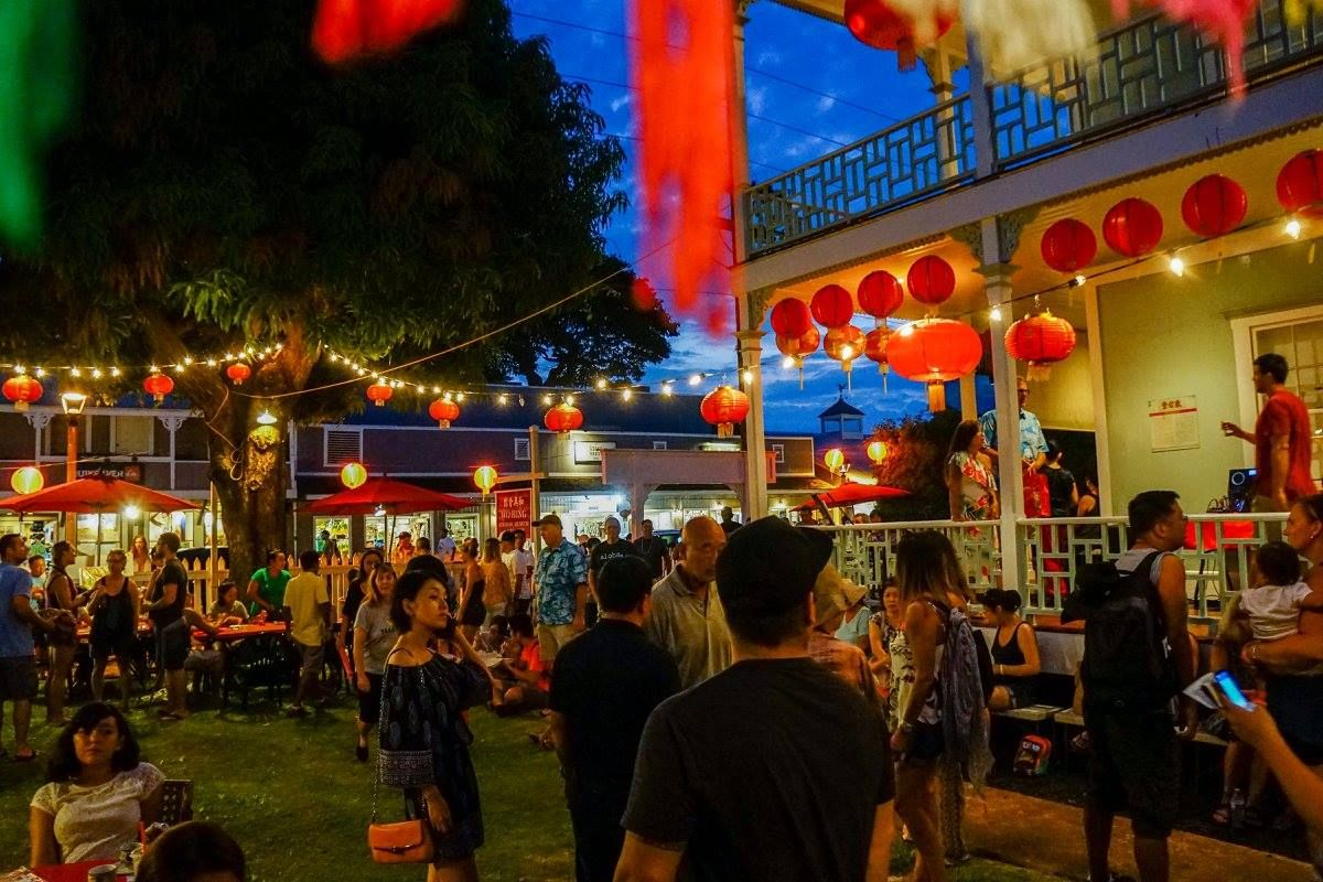 Chinese New Year Lahaina! Come celebrate on front street