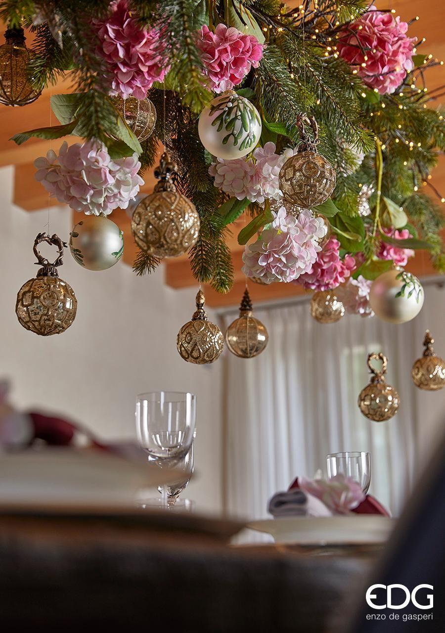 Decorazioni Natalizie Edg Natale 2020.Edg Enzo De Gasperi Christmas Bulbs Table Decorations Christmas Ornaments