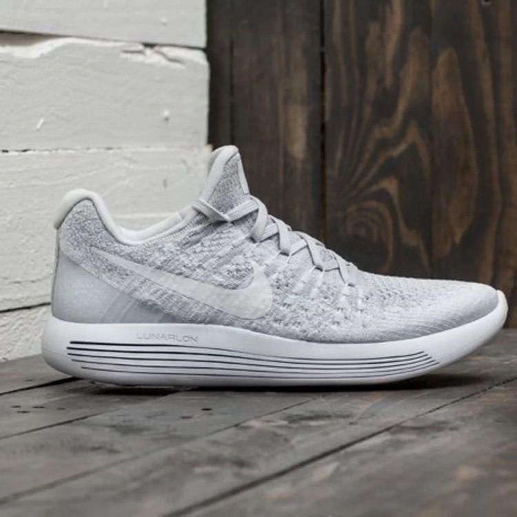 Nike Shoes Womens Nike Lunarepic Low Flyknit 2 Color White Size 9 Flyknit Nike White Sneaker