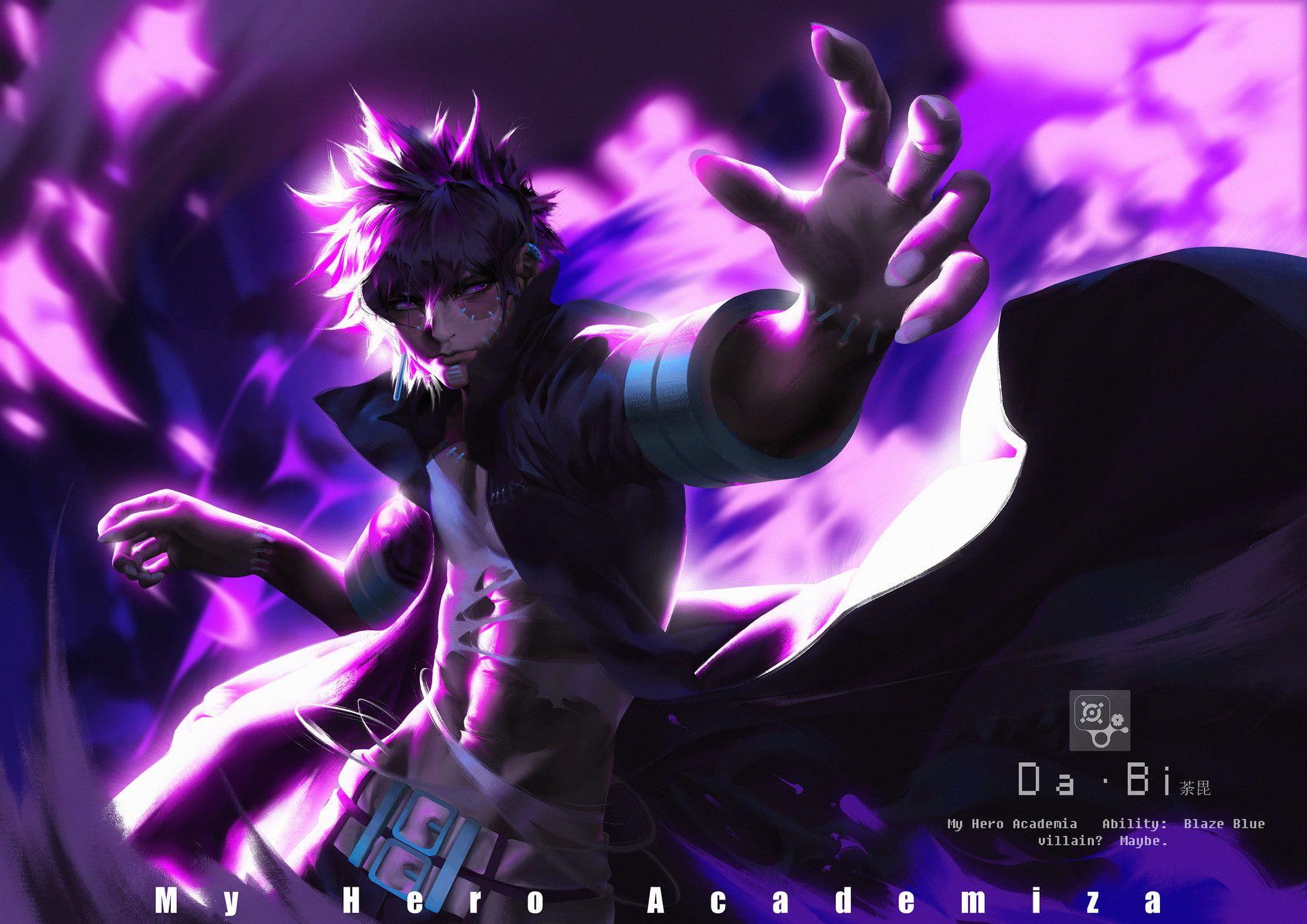 Anime My Hero Academia Dabi Boku No Hero Academia 1080p Wallpaper Hdwallpaper Desktop Boku No Hero Academia My Hero Academia Anime