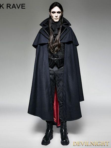 Victorian Gothic Fashion Men