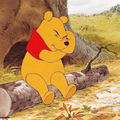 Myndaniðurstaða fyrir winnie the pooh thinking