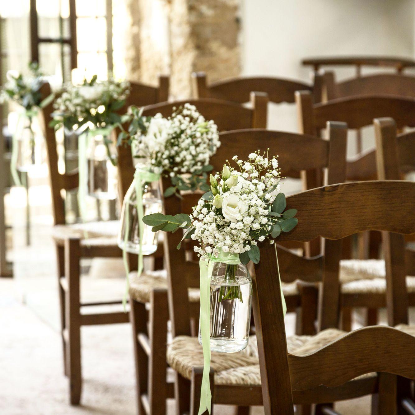 Wedding Chapel Decoration Ideas: Wedding In A Small Chapel On Mallorca Mallorquinestyle