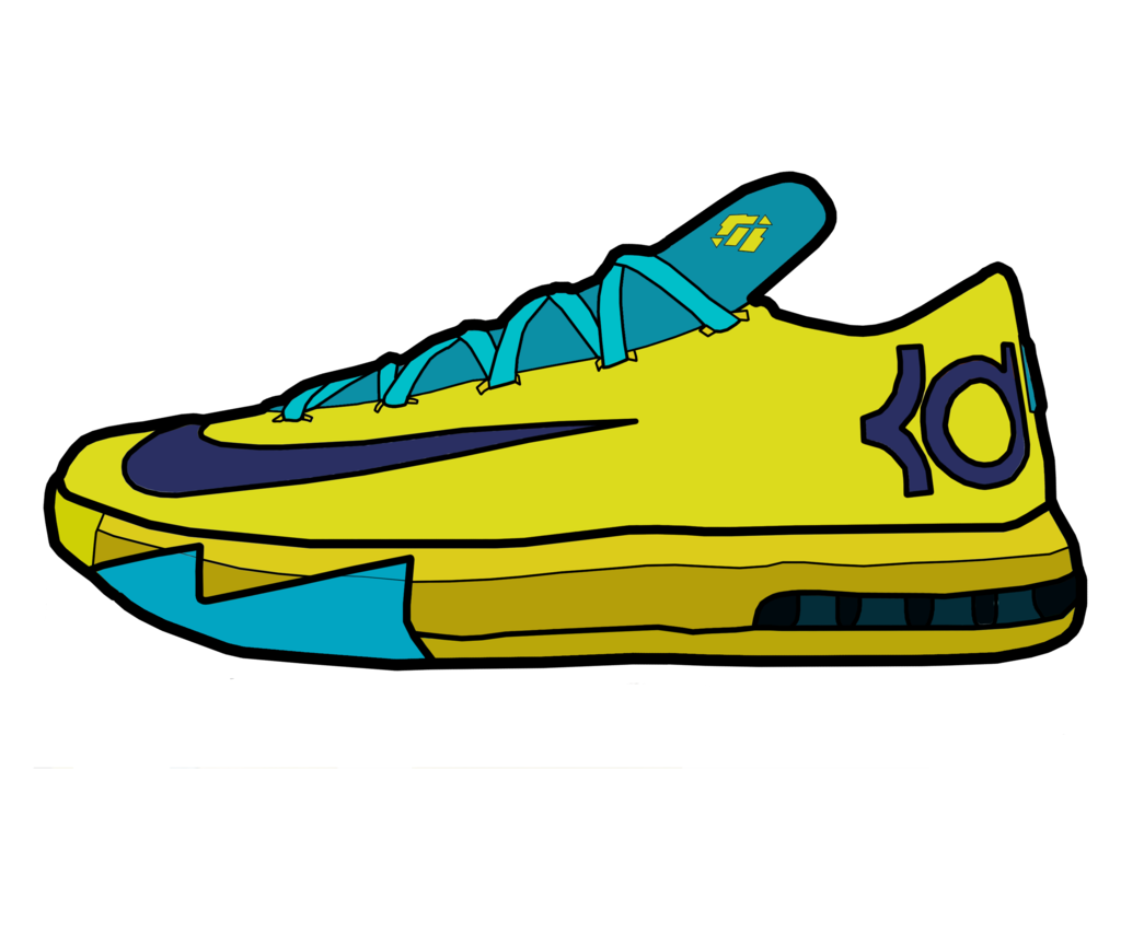 nike shoes 7 number images clip art 867374