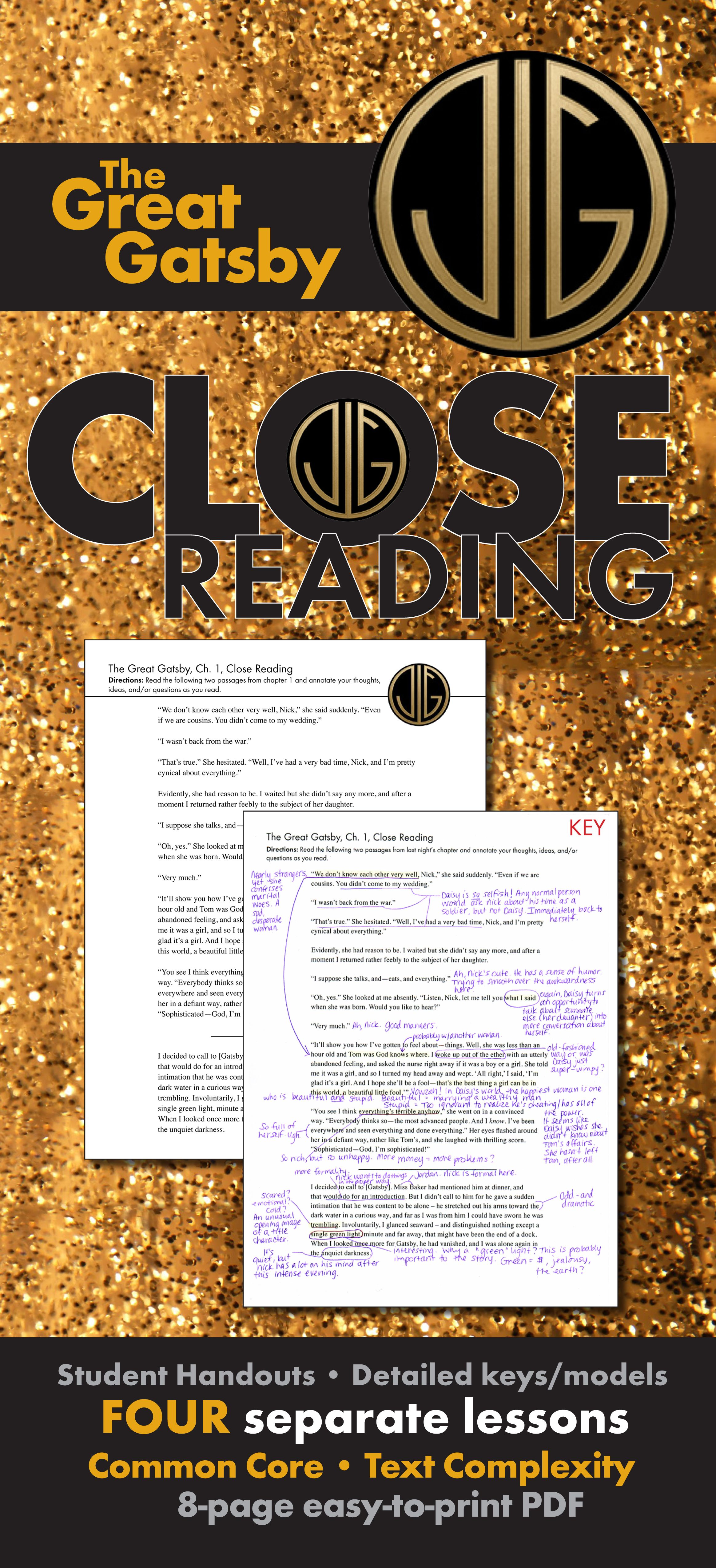 Help Your Students Learn How To Dig Deep Into Analyzing Text With