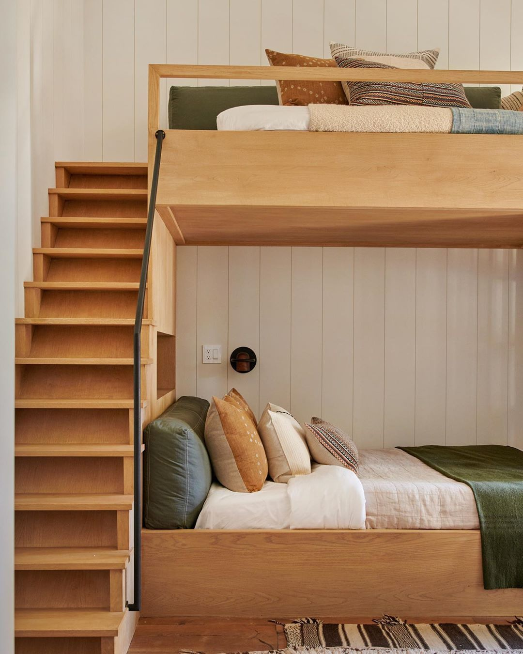 Brady Tolbert On Instagram At What Age Are You Too Old To Still Want To Sleep In A Bunk Bed This Long Holiday Wee In 2020 Bunk Bed Designs Cheap Home