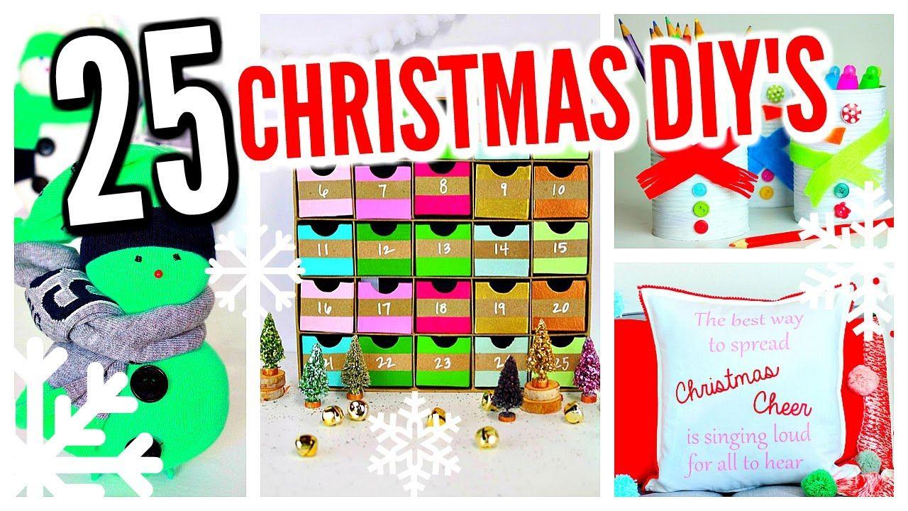 Diy Christmas Room Decorations Pinterest Creative Types Of