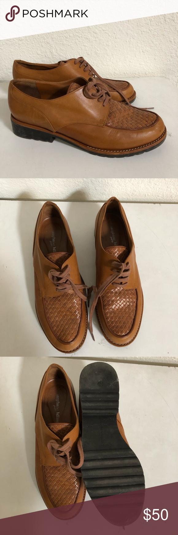 09b0639c0f3 Stephane Kelian lace up European Oxford shoes Stephane Kelian lace up shoes  Stephane Kelian Shoes Flats