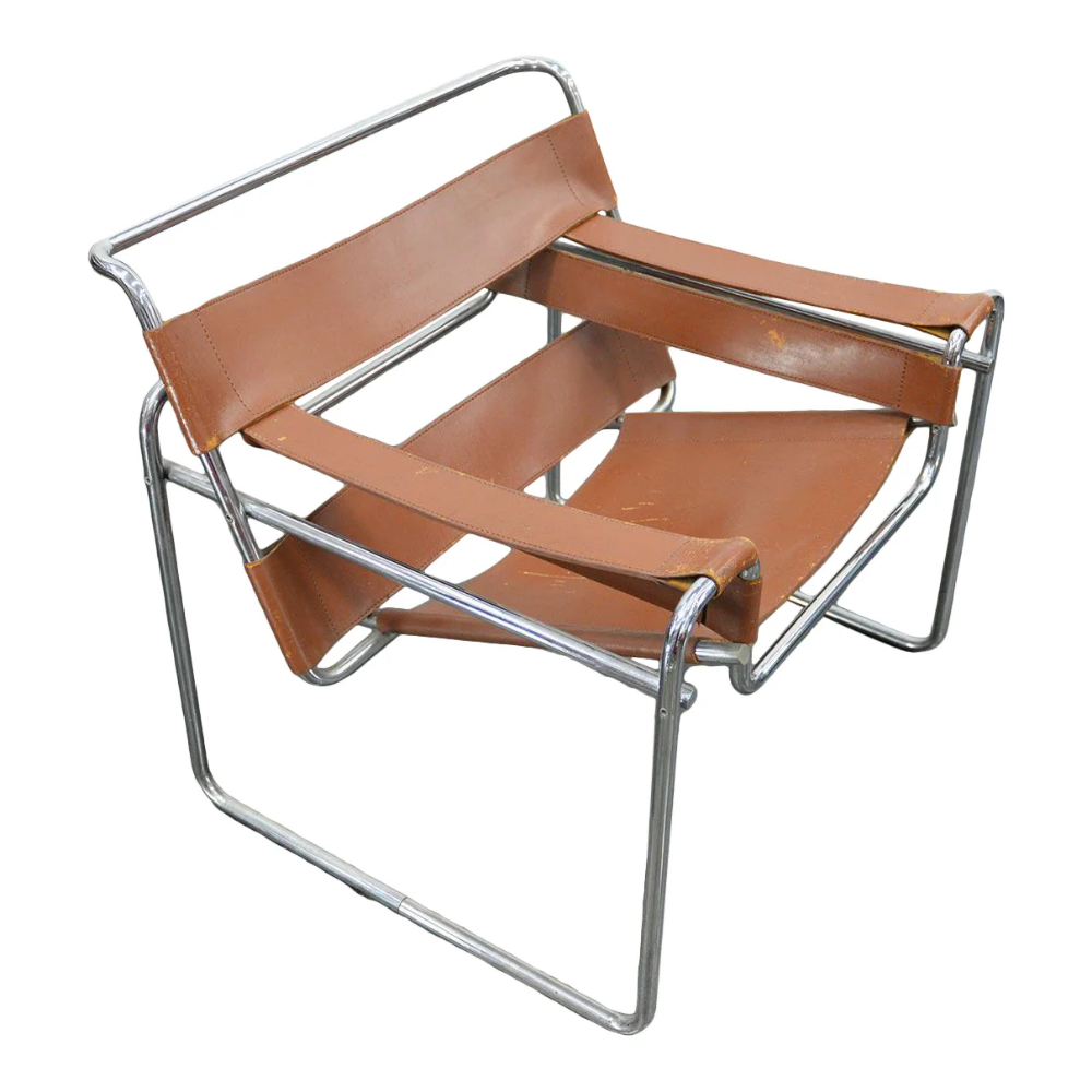 Wassily Chair by Marcel Breuer Wassily chair, Marcel