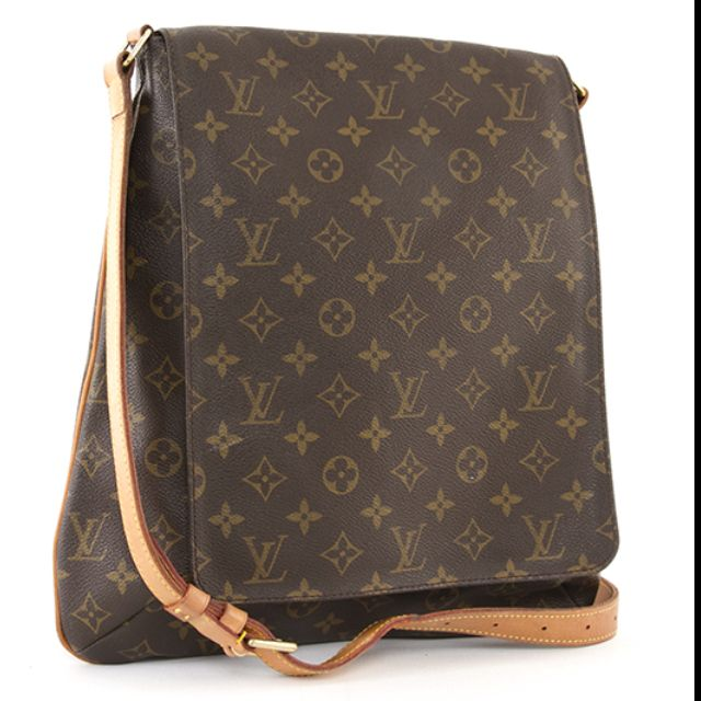 0be12aed8898 Louis Vuitton Musette Crossbody Messenger Bag