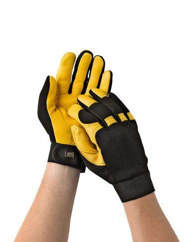 104d75def38cec4e4b4fc1e64095fdae - Gold Leaf Gents Winter Touch Gardening Gloves