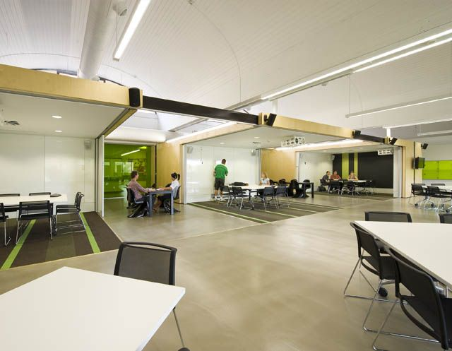most exotic styles and trends in commercial and office interior design