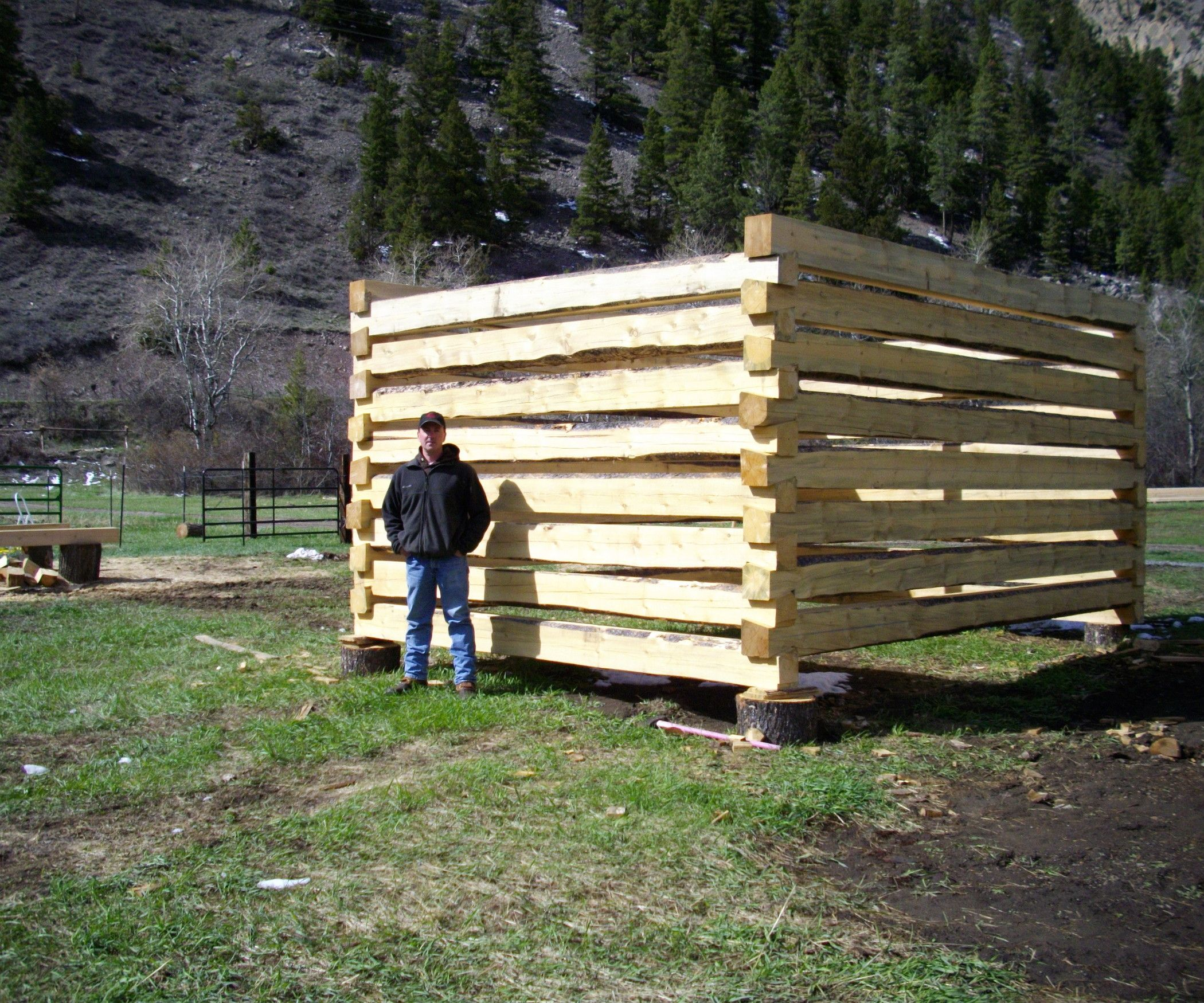 how to build a log cabin with dovetail notches pinterest logs