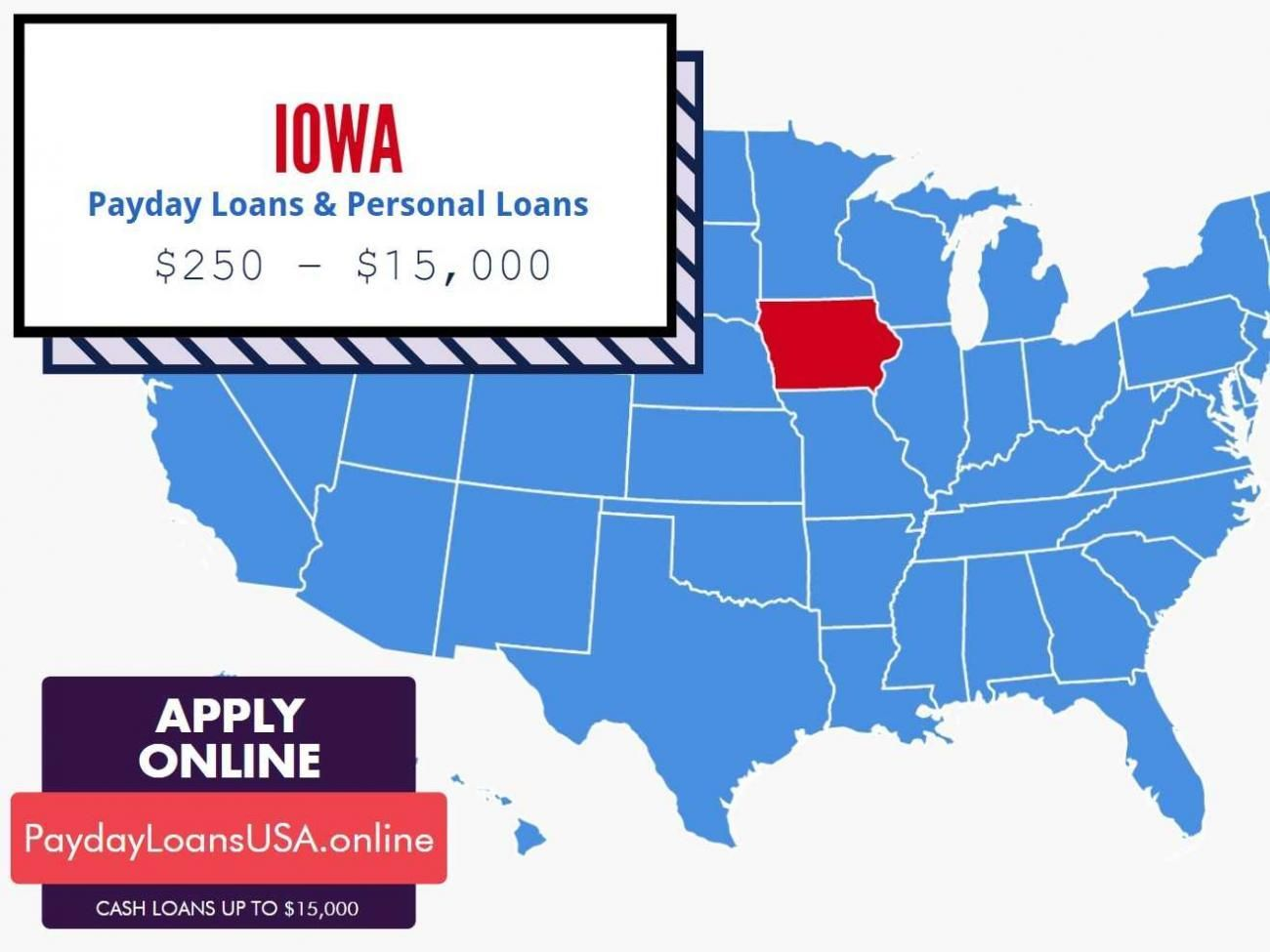 Iowa Cash Advance Payday Loans Personal Loans Payday Loans Personal Loans Payday