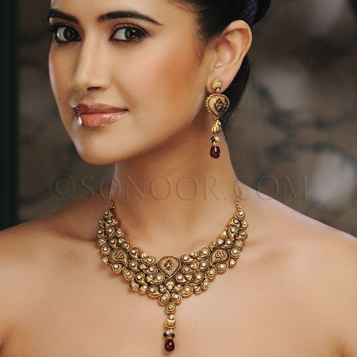 cool and different i like it Jewelry Pinterest Indian