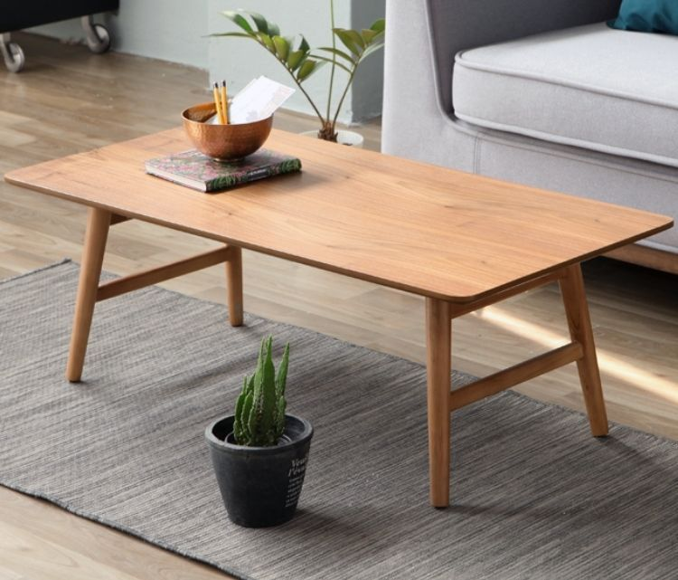 Wooden Low Table Laptop Coffee Floor Folding Desk Japanese Tatami