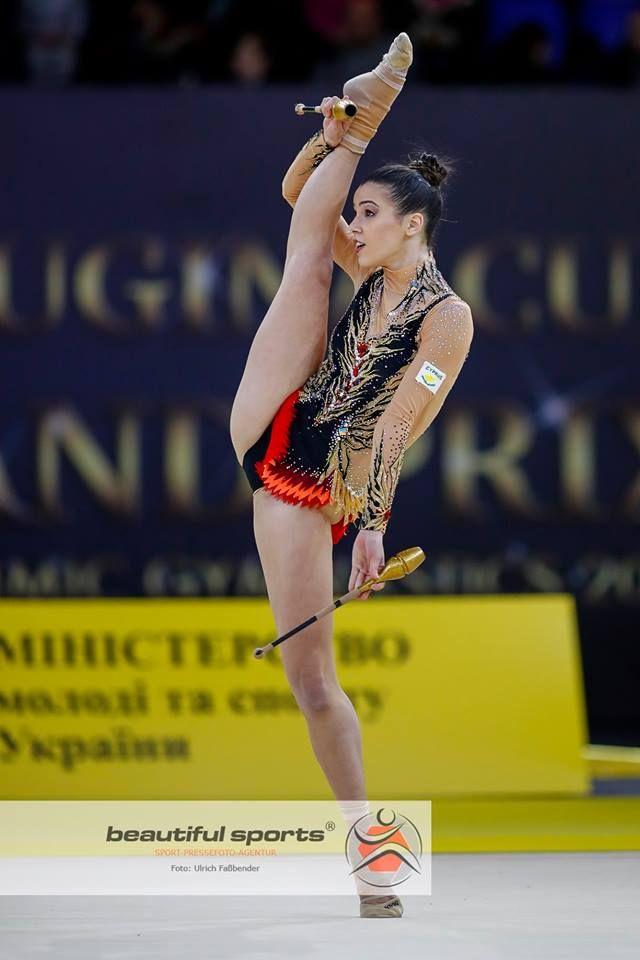 Diamanto Evripidou (Cyprus), Grand Prix (Kiev) 2018