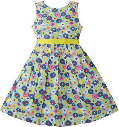 27048fa3a vestidos de niña de 10 años estampados - Buscar con Google ...