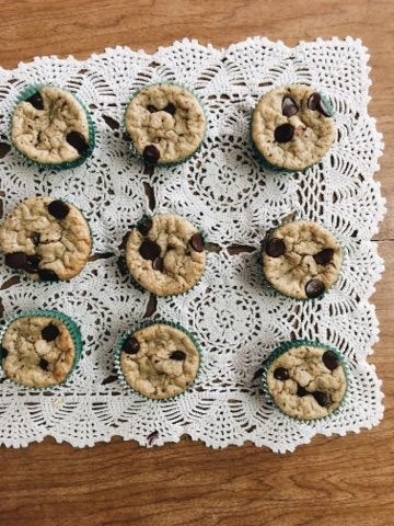 Breakfast Blender Muffins: a great snack for picky toddlers!