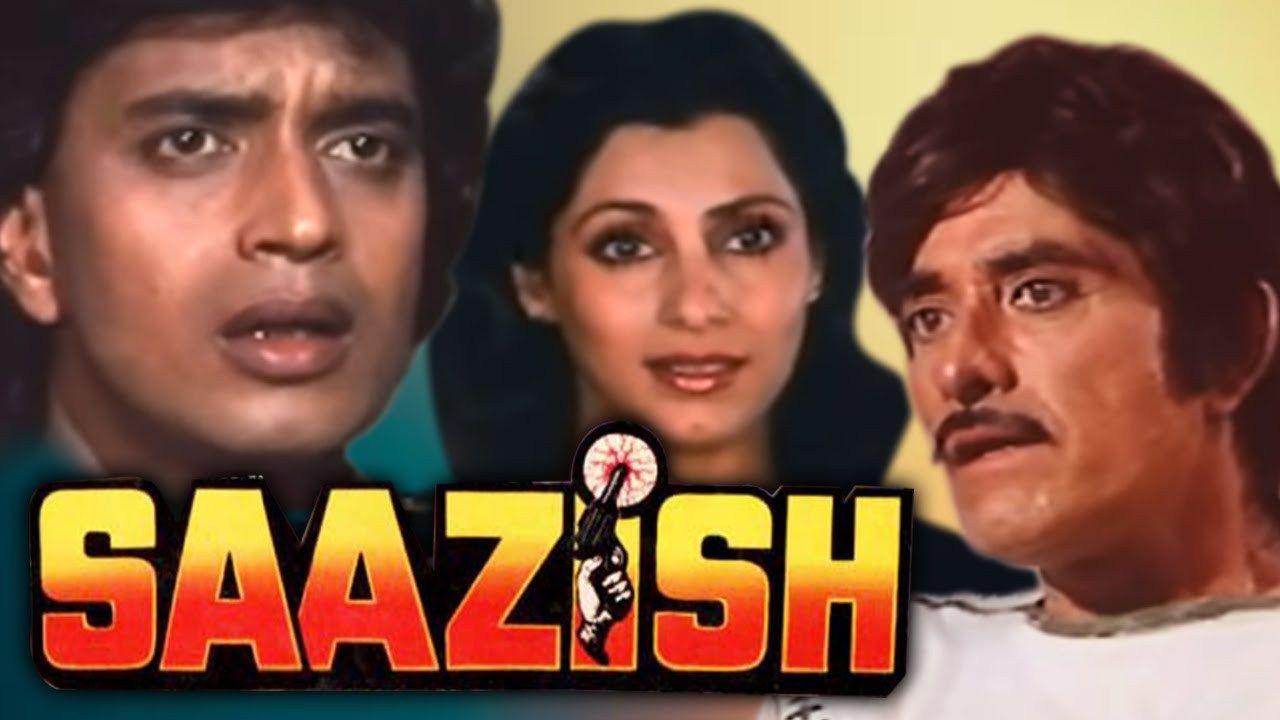 Free Saazish (1988) Full Hindi Movie | Mithun Chakraborty, Dimple ...