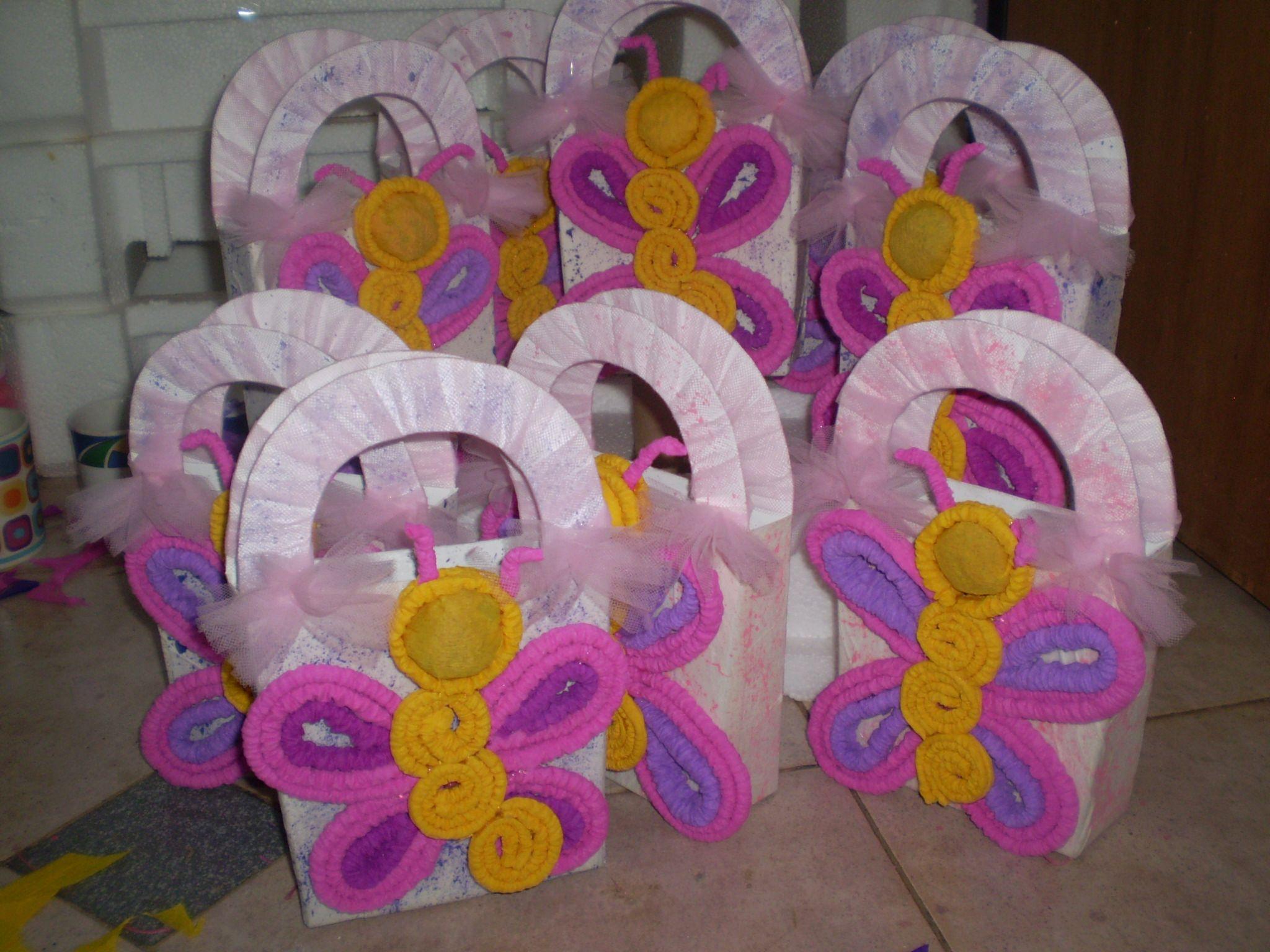 Cotillones mariposas y flores - Imagui | Eluney | Pinterest