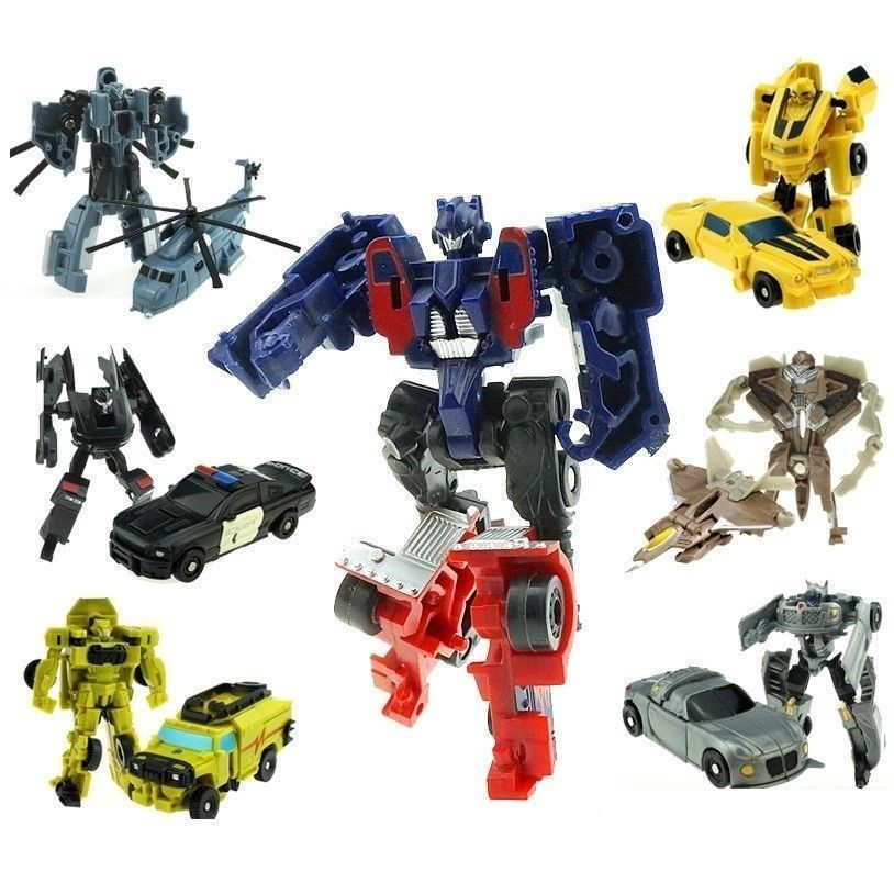 1 set Transformers Optimus Prime Autobots Boys Toy Gift