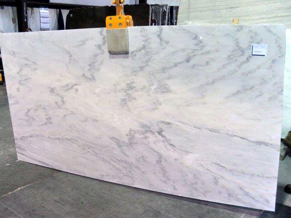 Alabama White Marble Slab 33755 Marble Slab White Marble White Marble Floor